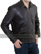 James Bond Daniel Craig Skyfall Leather Jacket - Available All Sizes + Free Gift