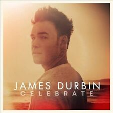 Celebrate * by James Durbin (CD, Apr-2014, Wind-Up)