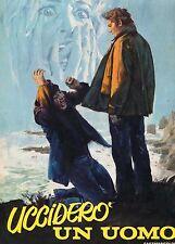 BROCHURE,1969,UCCIDERO' UN UOMO,Que la bête meure,Claude Chabrol,Duchaussoy,