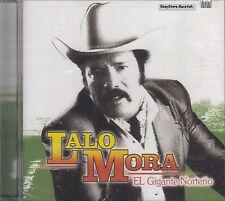 Lalo Mora El Gigante Norteno CD New Sealed