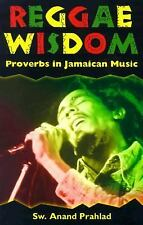 Reggae Wisdom: Proverbs in Jamaican Music Paperback – Marley, Itals more VG cond
