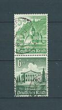 3rd REICH - 1940 YT 677A - TIMBRES CARNET OBL. / USED
