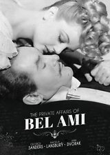 THE PRIVATE AFFAIRS OF BEL AMI (George Sanders) - DVD - Region 1