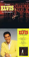 "Elvis Presley ""From Elvis in Memphis"" Von 1969! 12 Songs + 6 Boni! Neue CD! 1A!"