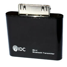 Audio Inalámbrico Bluetooth Transmisor Ipod Nano Classic Touch Video Mini Shuffle