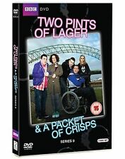Two Pints Of Lager And A Packet Of Crisps BBC Series - Complete Series 9 DVD