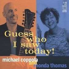 Thomas Guess Who I Saw Today CD ***NEW***