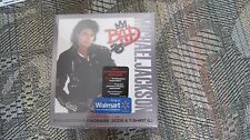 MICHAEL JACKSON BAD 25 WALMART LIMITED EDITION USA CD+SHIRT NO PROMO/SEALED!