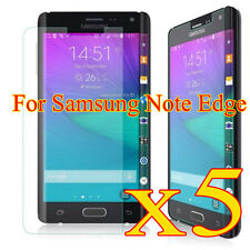 5X Ultra Clear Screen Protector Film Guard for Samsung Galaxy Note Edge