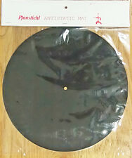 NEW! Phonograph Turntable Record Player Anti Static Slip Mat. Made in the USA