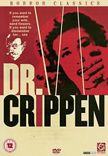 DR CRIPPEN (CLASSIC HORROR COLLECTION) - DVD - REGION 2 UK
