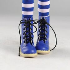 Dollmore 1/4 BJD Shoes MSD - Sorriwa Walker (Blue)