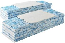 Braava jet 10 Pack Wet Mopping Pads Efficient Systematic Pattern Microfiber