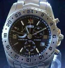 Roamer Stingray Men's Chronograph Alarm Quartz BN rare collector's Timepiece