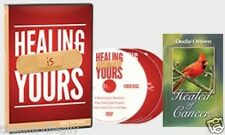 """Joel Osteen """"Healing Is Yours!"""" CD & DVD Series & """"Healed of Cancer"""" b"""
