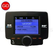 AutoDab Go Universal Universal Add on DAB Radio with Bluetooth and DAB Aerial