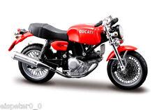 Ducati GT 1000 rot, Maisto Motorrad Modell 1:18, OVP, Neu