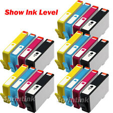 20Pk 564XL Rem. Ink Fits Photosmart  5522 5525 5512 5511 5510 5520 5514