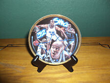 1993 Sports Impressions Shaquille O'Neal Rookie of the Year Plate
