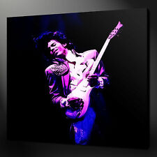 "PRINCE CANVAS WALL ART PICTURE PRINT ART 20"" x 20"" FREE UK P&P"