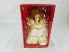Choir of Angel Christmas Ornaments  Doll New in Box Vintage Hanging