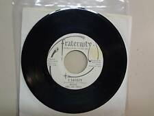 """MOUSE AND THE TRAPS:I Satisfy 3:44-(Short Version)2:44-U.S. 7"""" 68 Fraternity DJ"""