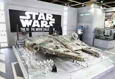 Sideshow****STAR WARS LEGACY COLLECTION  MILLENNIUM FALCON 2.5' + Figures Read*