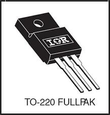2 x IRFIZ24NPBF N-channel MOSFET Transistor, 14A 55V, 3-Pin TO-220 Isolated Case