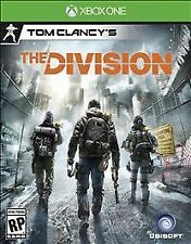 Tom Clancy's The Division (Microsoft Xbox One, 2016)