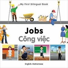 My First Bilingual Book?Jobs (English?Vietnamese), Milet Publishing, New Books