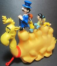 Dr. Seuss Wump of Gump Motionmobiles Pull Toy 2002 ERTL PreSchool Green Eggs Ham
