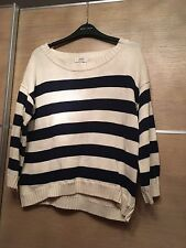 Papaya At Matalan Striped Jumper Size 10