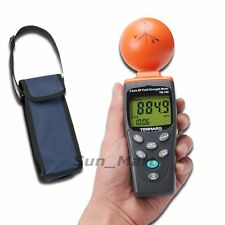 TM195 TENMARS 3-AXIS EMF RF Radiation Meter Tester ElectroSmog Power Taiwan Made