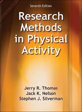 NEW - Research Methods in Physical Activity-7th Edition
