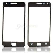 Digitizer Touch Screen Outer Glass Lens Panel for SamSung Galaxy S2 i9100 Black