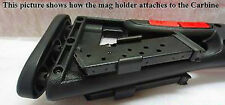 Hi-Point 4095 4095TS 40 Magazine Holder Carrier 2 10RD Magazines Clips