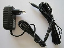 EU Storage Options IP Camera 5M Long DC Power Extension Cable Lead+AC Adaptor