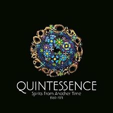 Quintessence - Spirits from Another Time 1969-1971 (2016)  2CD  NEW  SPEEDYPOST