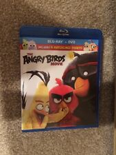 The Angry Birds Movie Bluray 1 Disc Set ( No Digital HD)