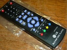 Genuine LG Blu-ray Disc Player Remote - BP320/BP220/BP200/BP325W *USA Shipping