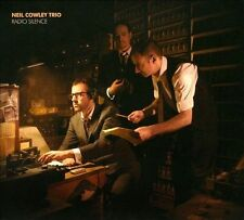 Radio Silence by Neil Cowley Trio (2011, Naim) CD & PAPER SLEEVE ONLY