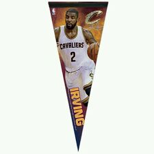 "KYRIE IRVING CLEVELAND CAVALIERS PREMIUM QUALITY PENNANT 12""X30"" BANNER"