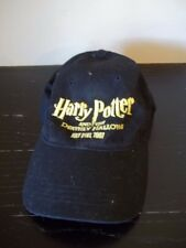 RARE 2007 HARRY POTTER AND THE DEATHLY HALLOWS BARNES&NOBLE PROMO BASEBALL CAP