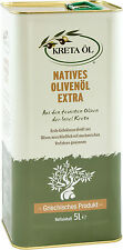 Kreta Öl - Extra Natives Olivenöl 5 Liter
