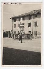 CARTOLINA RIESE BUSTO DI PIO X RIF. 15190