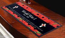 Camino Barra 1a Guerra Mundial Amapolas Donación a Poppy Appeal con Cada Compra