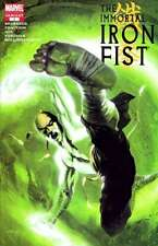 The Immortal Iron Fist #1 2nd print Dell'Otto Variant n/m very high grade