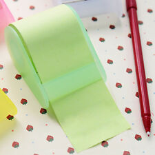 Cute Tape-Like Sticker Marker Post-It Note Bookmark Memo Tab Flags Sticky
