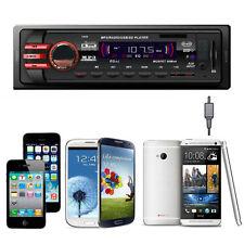Audio Stereo Auto Dash FM Ricevitore Con Mp3 Lettore USB SD AUX Input 1235