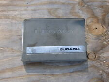 93 1993 Subaru Legacy owners manual, warranty, maintenance guides and gray case